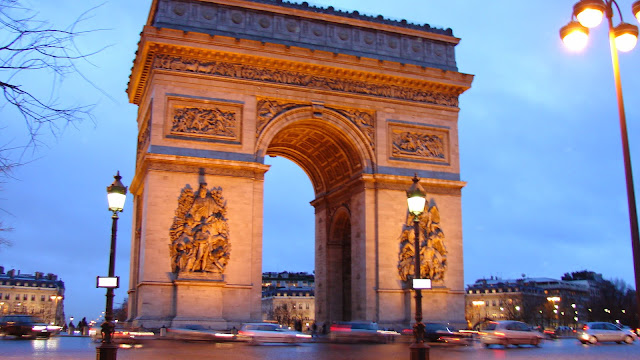 Arco do Triunfo de Paris