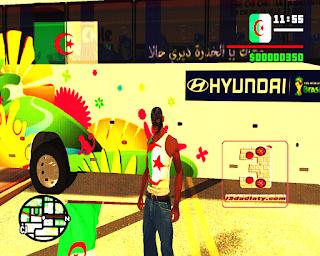 تحميل لعبة لعبة  جاتا الجزائر  TELECHARGER GTA ALGERIA وهران كاملة و مظغوطة