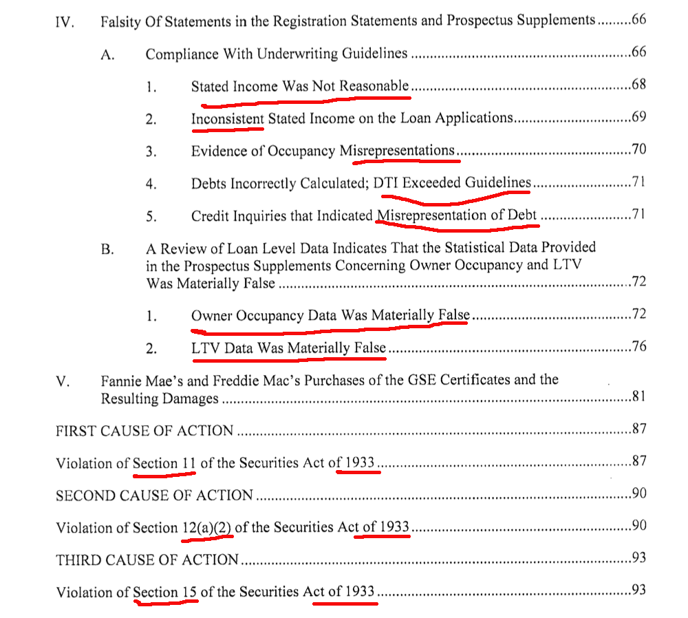 On UBS and the FHFA Lawsuit   Zero Hedge   Zero Hedge
