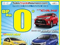 Promo Kredit Tanpa Dp Khusus Toyota Calya, Agya dan Avanza