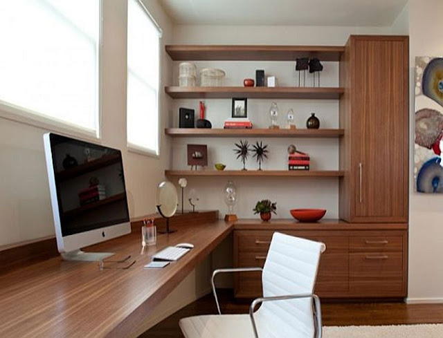 best buy wood contemporary home office furniture NZ for sale online