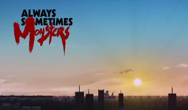 لعبة Always Sometimes Monster تستعد للوصول إلى جهاز PS4