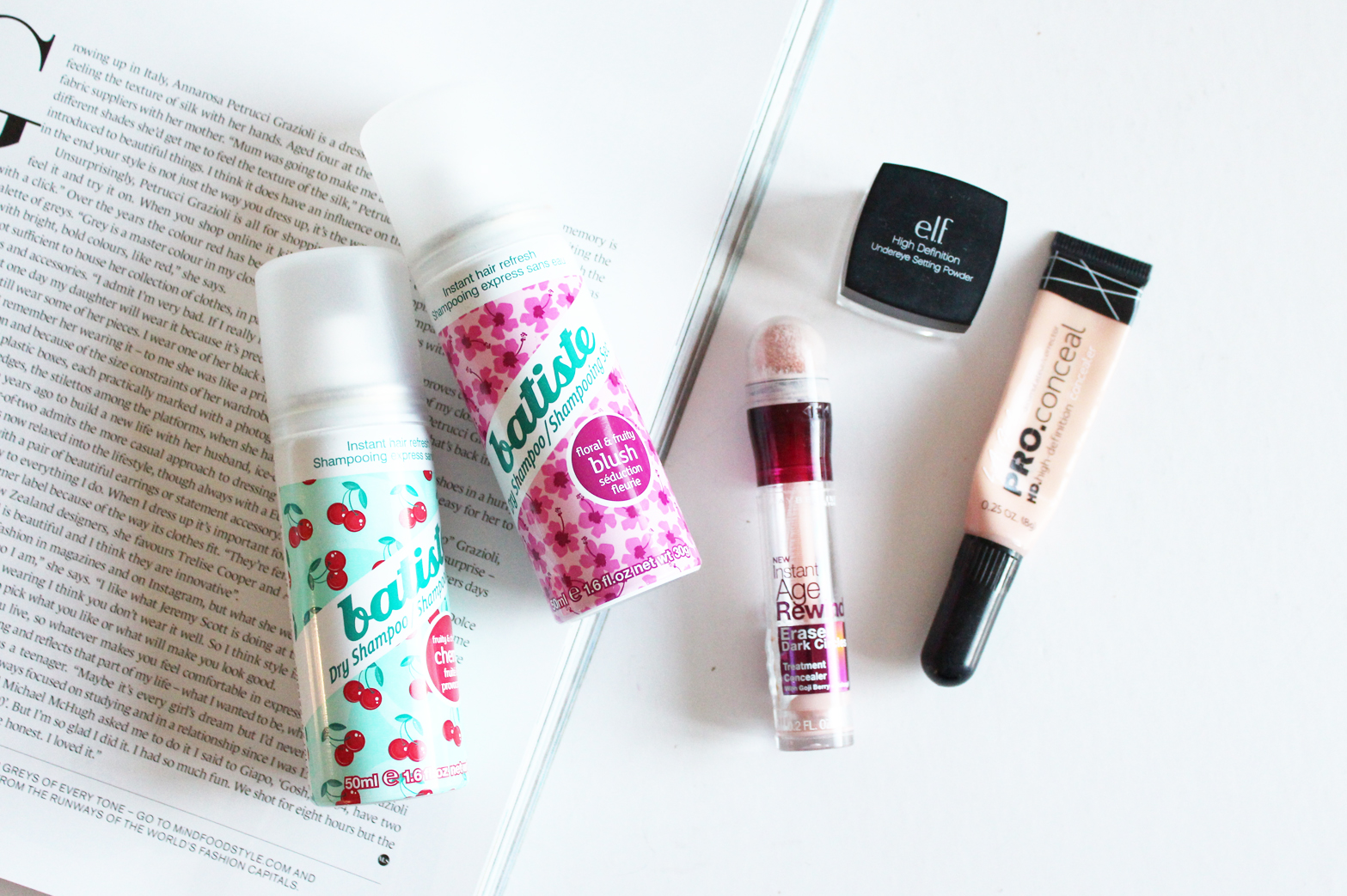 EMPTIES | June '15 - Batiste, LA Girl, Maybelline, Rimmel, elf - Reviews - CassandraMyee