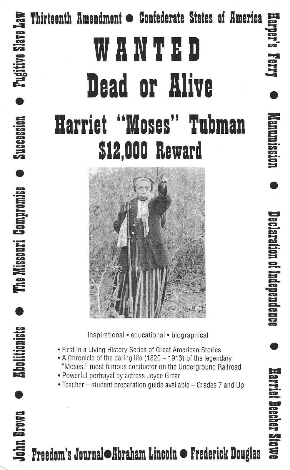 ocracoke island journal harriet tubman