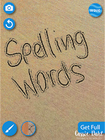 Check out this post with over 15 free apps perfect for your word work center, morning work or even quiet time.