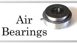 air bearing ppt presentation