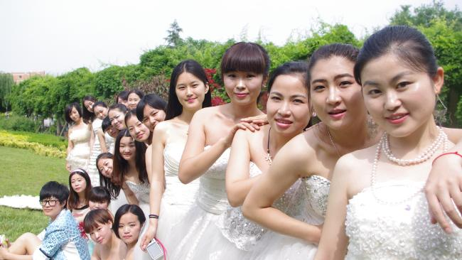 Chinese women will fork out thousands of dollars on a rental boyfriend