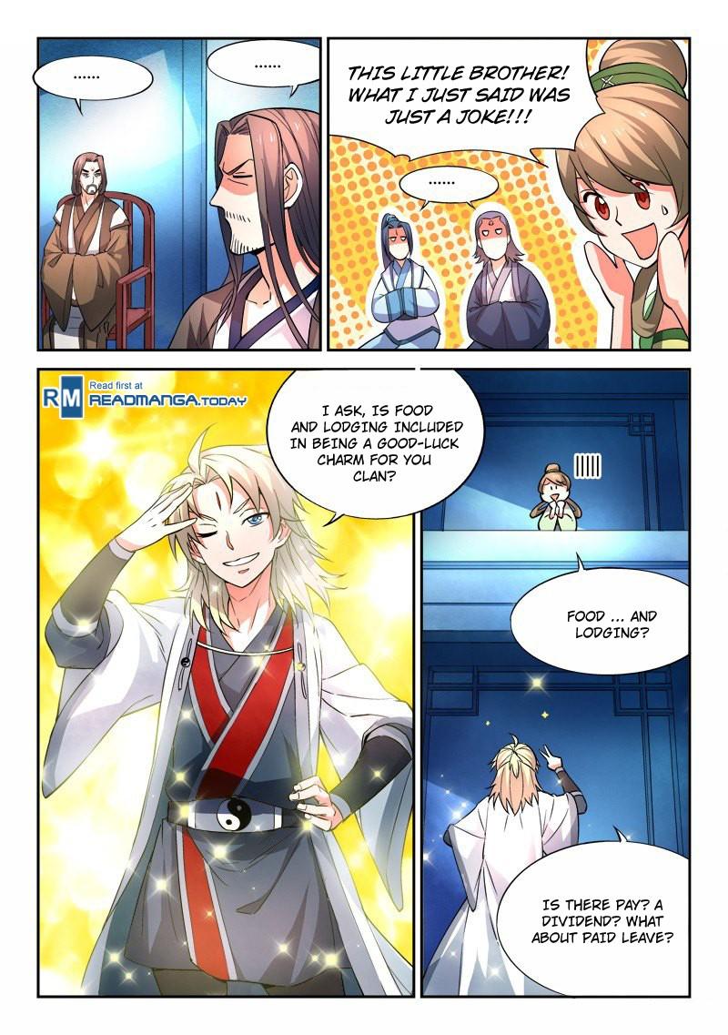 Spirit Blade Mountain - Chapter 25