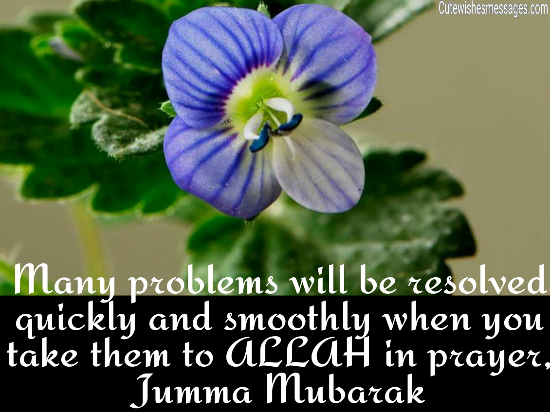 Beautiful Jummah Messages Cute Wishes Images Quotes Love
