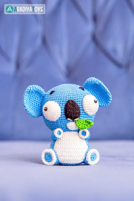 koala Crochet pattern