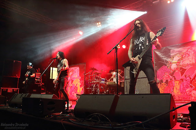 Acid Drinkers  - relacja z koncertu, reportaż, fotografia, galeria zdjęć