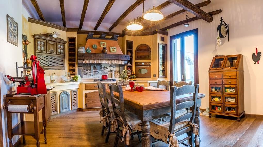 Ilclanmariapia stili a confronto for Cucine da arredo