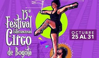 Festival Internacional de Circo de Bogotá 2017 1