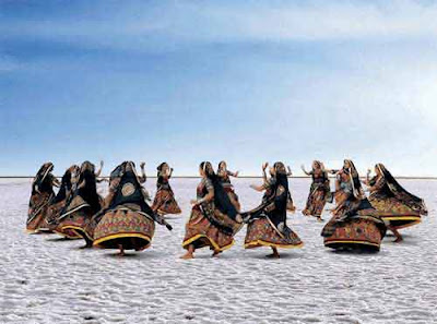 Hindu New Year at Kutch Region in Gujarat