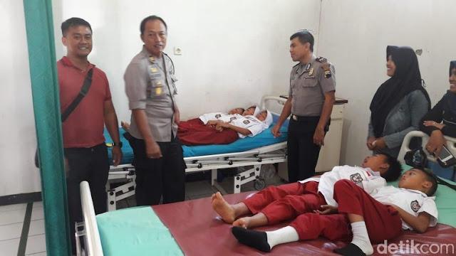 Belasan Anak Keracunan, Polisi Kendal Sita 20 Dus Permen Stik