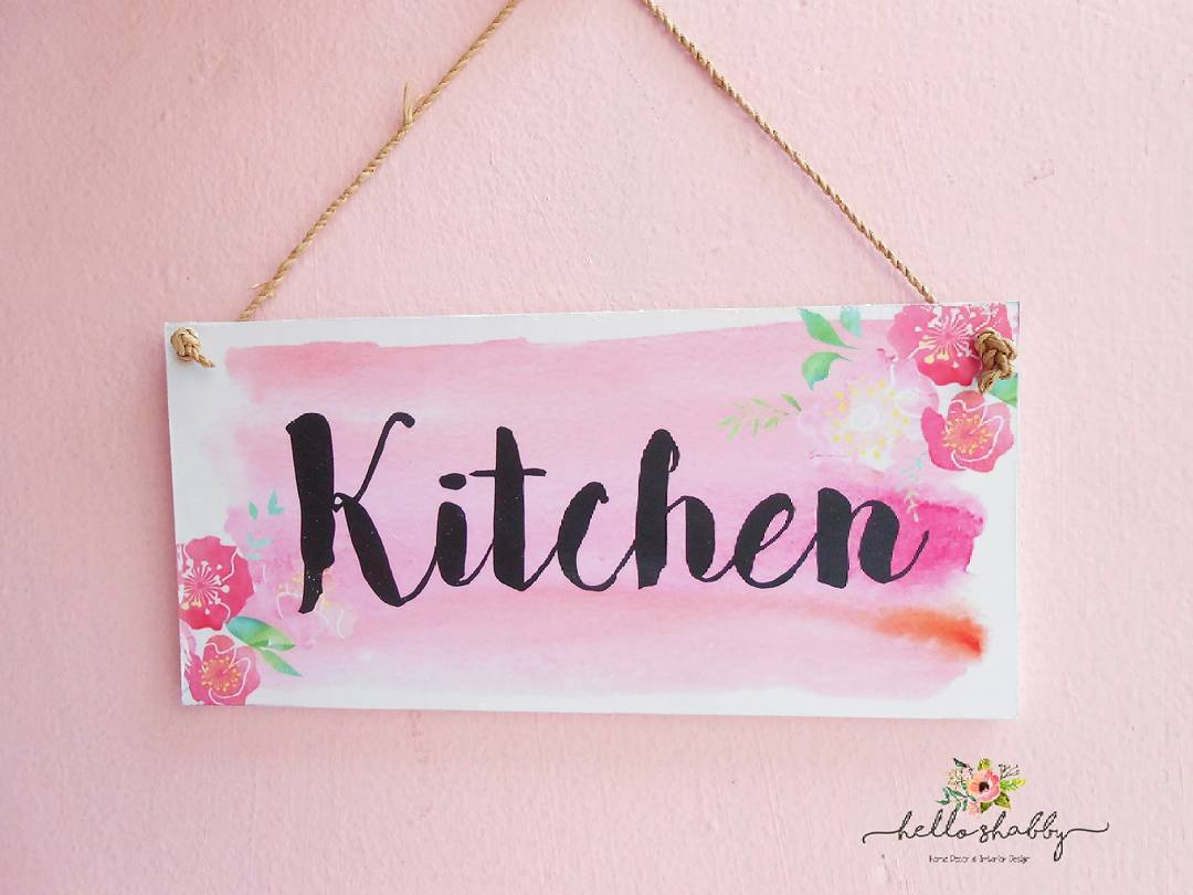 Walldecor Kitchen Unik Co Untuk Dekorasi Dapur