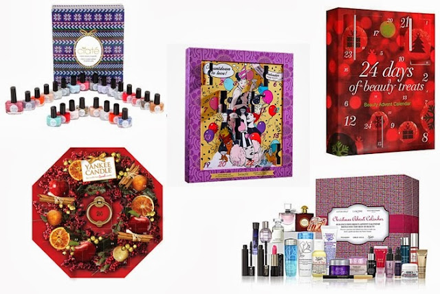 Advent Calender Picks | Countdown To Christmas 2013!