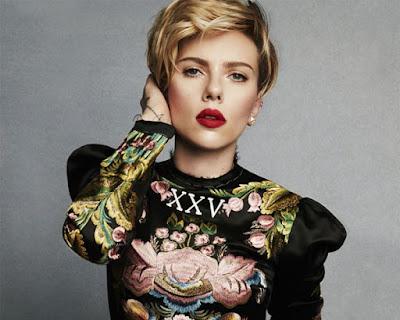Scarlett Johansson fala sobre a posição das mulheres no mundo