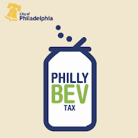 City of Philadelphia - Philly Bev Tax - Modified from: https://beta.phila.gov/media/20170403100453/PhillyBevTax-Breakdown-1024x512.png - Source: https://beta.phila.gov/posts/mayor/2017-04-03-philly-beverage-tax-where-the-money-goes/