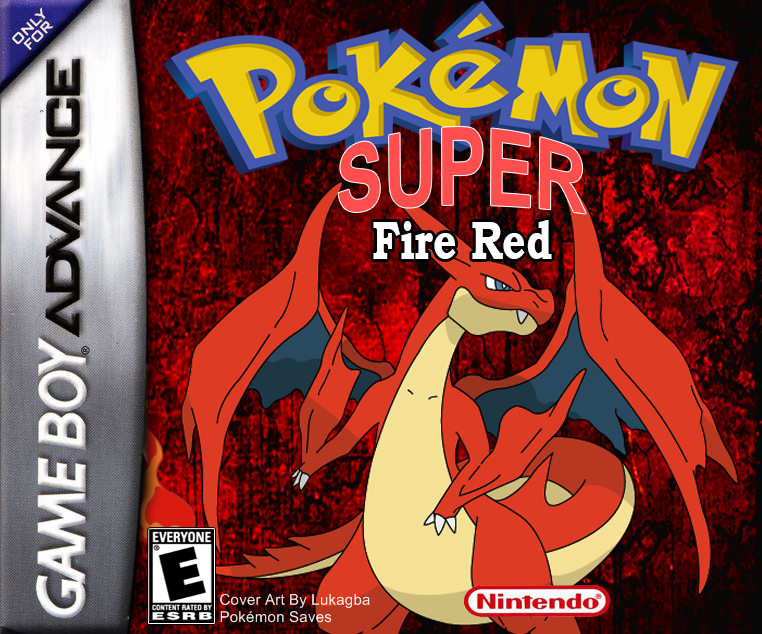 fire red rom download