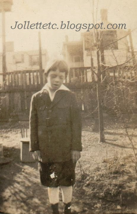 Unknown child 1919 probably in New York  http://jollettetc.blogspot.com