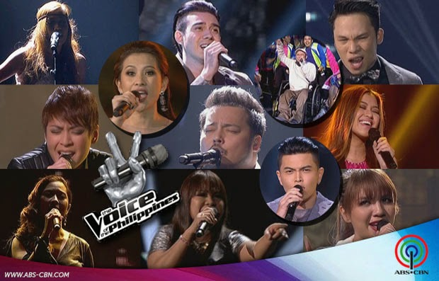 The Voice of the Philippines Season 2 January 25 results