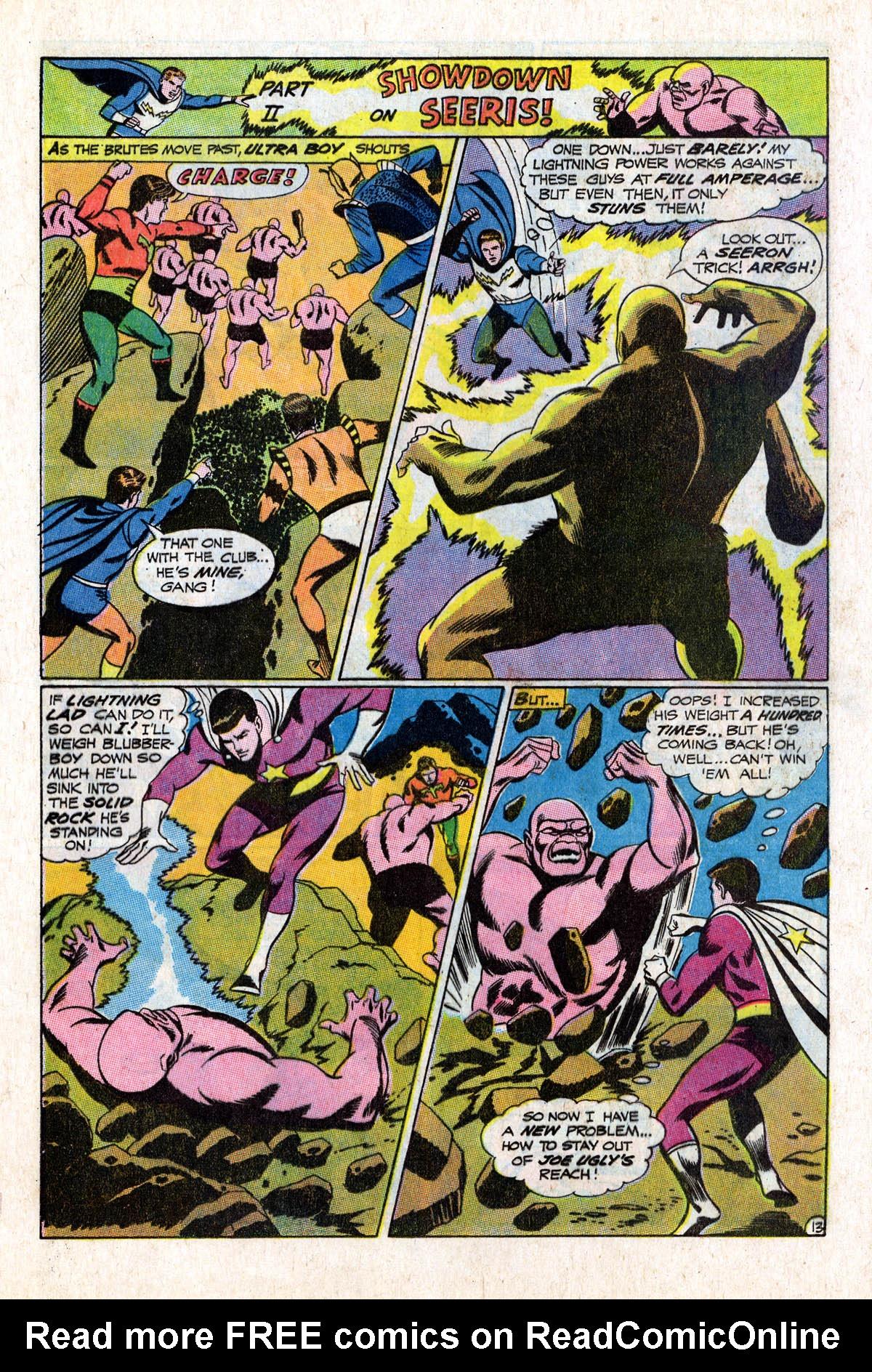 Read online Adventure Comics (1938) comic -  Issue #379 - 17