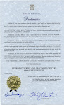 "Gov. Christie Proclaims November 2011 ""Neuroendocrine and Carcinoid Cancer Awareness Month"""