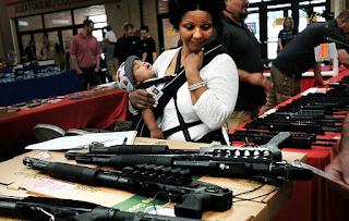 Wyoming: 'More Guns Per Capita Than Any State,' Below Average Gun-Related Murders