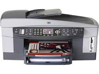 Picture HP Officejet 7313 Printer