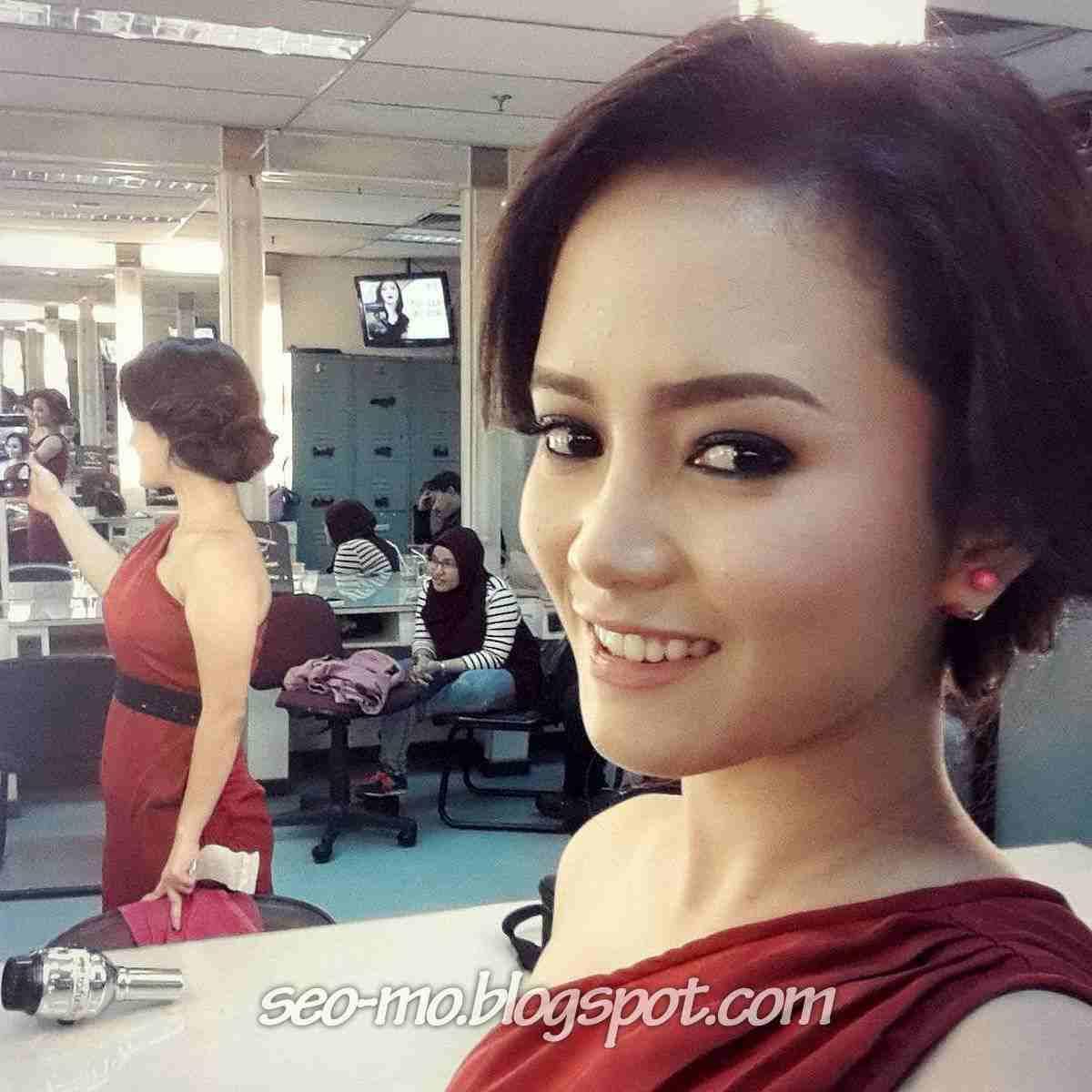 foto selfie sarah dacademy 3 dari tasikmalaya