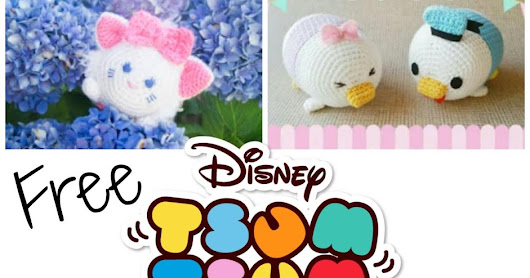 Free Disney Tsum Tsum Crochet Patterns