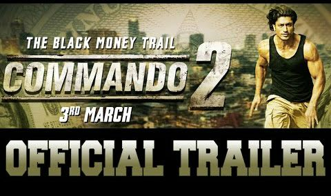 Commando 2 Movie Official Trailer