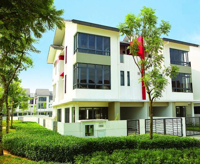 biệt thự song lập Gamuda Gardens - Small Villa