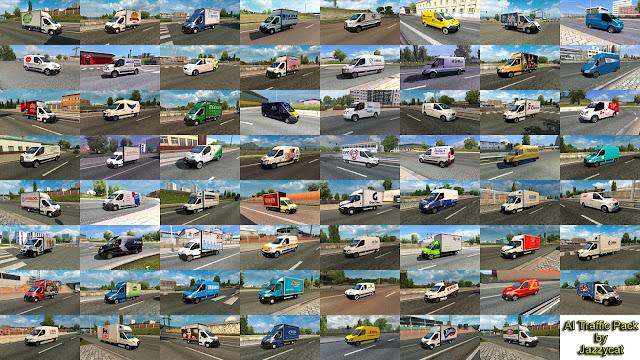 ets 2 ai traffic pack v9.8 screenshots 3