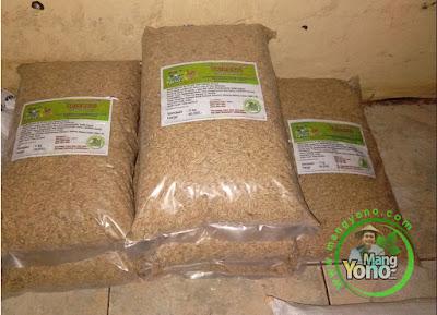 AMIN ( Mbah Suhud) Cilacap, Jateng   Pembeli Benih Padi TRISAKTI 75 HST Panen.  5 Kg atau 1 Bungkus   dan    CAKRABUANA 02 sebanyak 5 Kg (barang Inden).