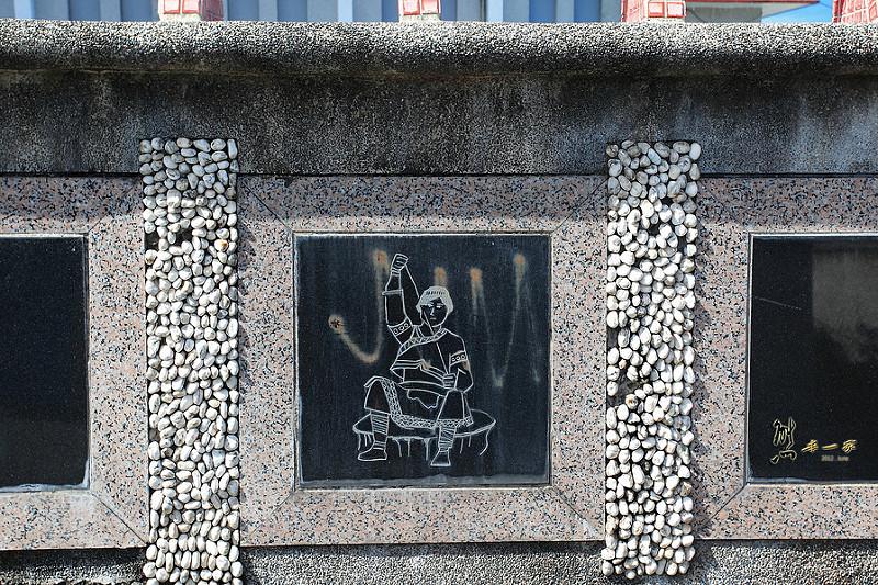 台東長濱私房景點 樟原基督教長老教會 樟原教會~像諾亞方舟也像八仙洞口