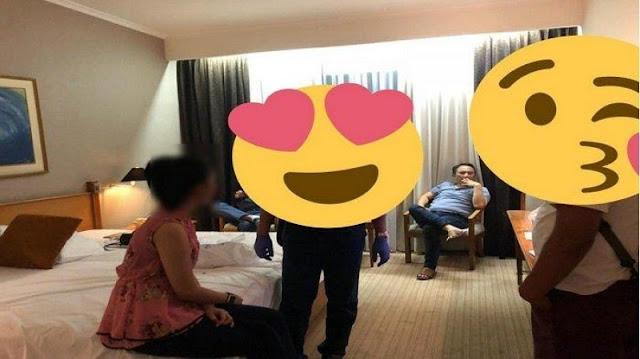 Polri: Andi Arief Bersama Perempuan Berinisial L Saat di Hotel
