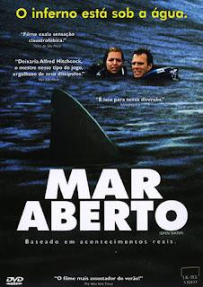 Mar Aberto - DVDRip Dublado