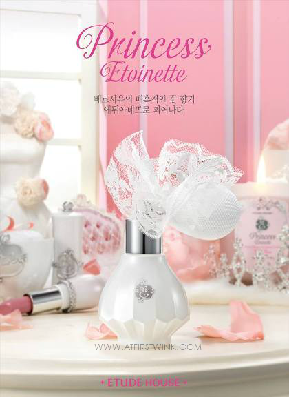 Etude House Princess Etoinette season 2