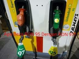 Apa Beza Minyak Petrol RON 95 dan RON 97?
