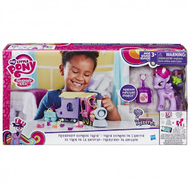 MLP Friendship Express Train Twilight Sparkle Brushable Figure