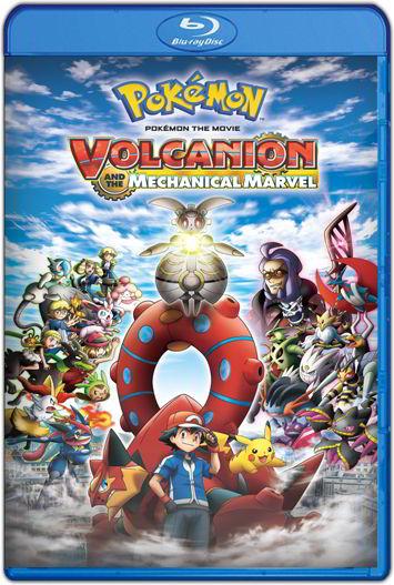 La película Pokémon: Volcanion y la maravilla mecánica (2016) HD 1080p y 720p Latino