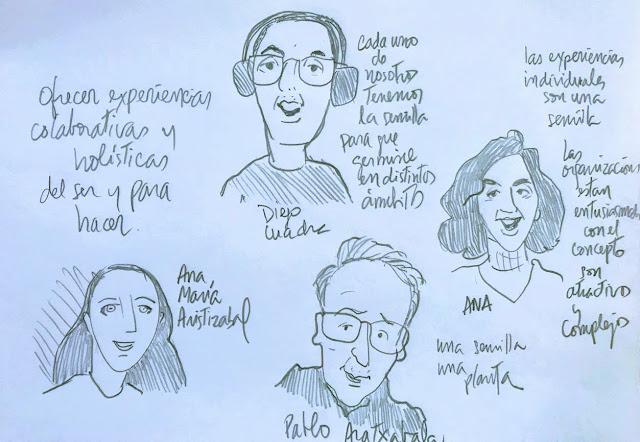 coloquio tejeredes wiki reinventar organizaciones laloux