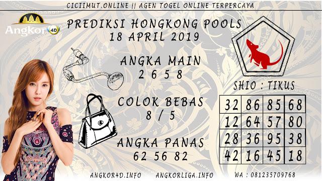 Prediksi Angka Jitu HONGKONG POOLS 18 APRIL 2019