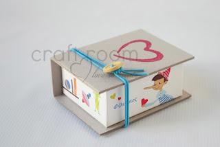 μπομπονιερα-βαπτιση-κουτακι-αγορι-χειροποιητο-παλια-παιχνιδια-καρδια-πινοκιο-γκρι-κοκκινο-μπλε