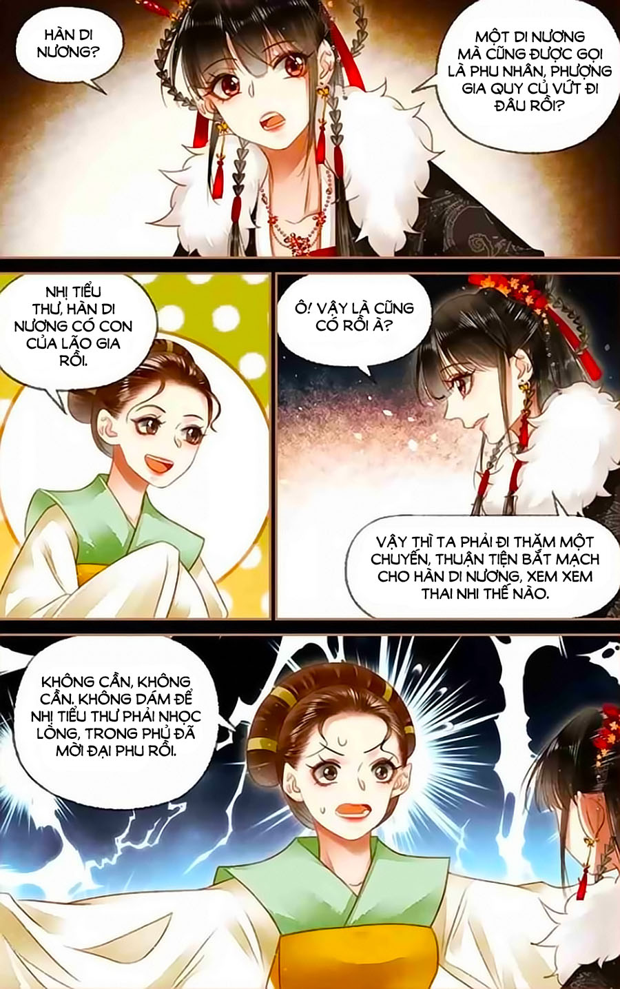 Thần Y Đích Nữ chap 161 - Trang 7