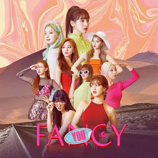 yang betajuk FANCY YOU yang didistribusikan oleh label JYP Entertainment Lirik Lagu TWICE - Fancy dan Terjemahan