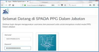Panduan Penggunaan SPADA PPG/Brightspace Peserta PPG Dalam Jabatan 2018