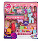 My Little Pony Sweet Rainbow Bakery Mrs. Dazzle Cake Brushable Pony